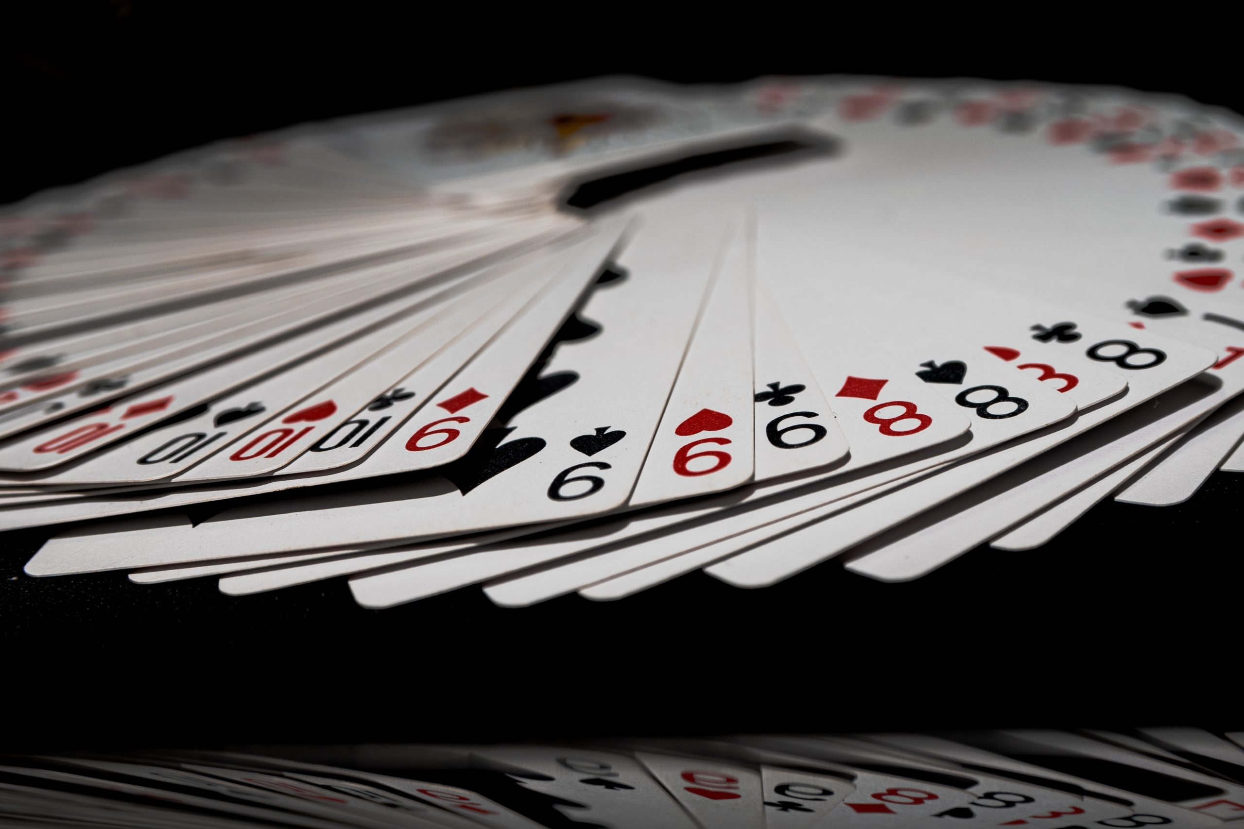 The rules of the classic game of blackjack